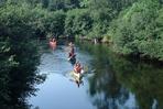 canoes de face