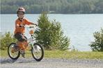 Vélo lac Packington