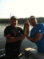 Expédition pêche lac Témiscouata