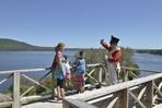 Belvédère au Fort Ingall