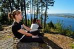 Parc national du Lac-Témiscouata : Belvédère de la montagne du Fourneau
