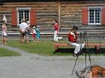 Fort Ingall - vie d'autrefois