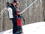 Ski Mont Biencourt - famille