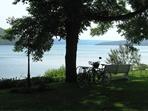 Auberge Marie Blanc - lac