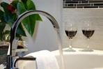 Château Fraser-bain et vin