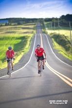 couple vélo route 1