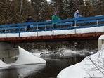 Municipalité de Rivière-Bleue - ski