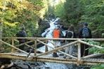 Cascades Sutterland du Sentier National