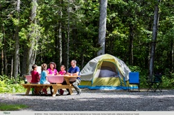camping Grand Lac Touladi