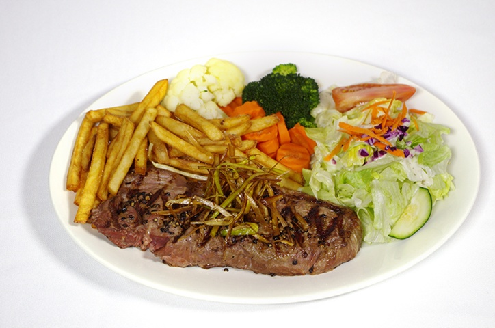 Assiette steak