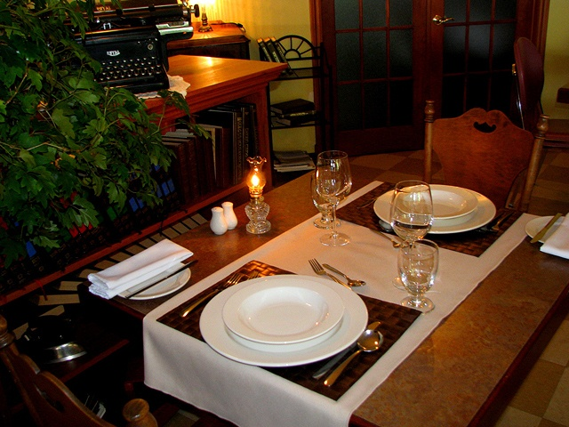 Auberge-la-Dolce-Vita - table