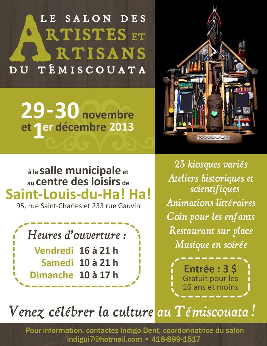 Des artistes de la rel ve en spectacle au salon des - Salon de la chasse saint gely du fesc ...