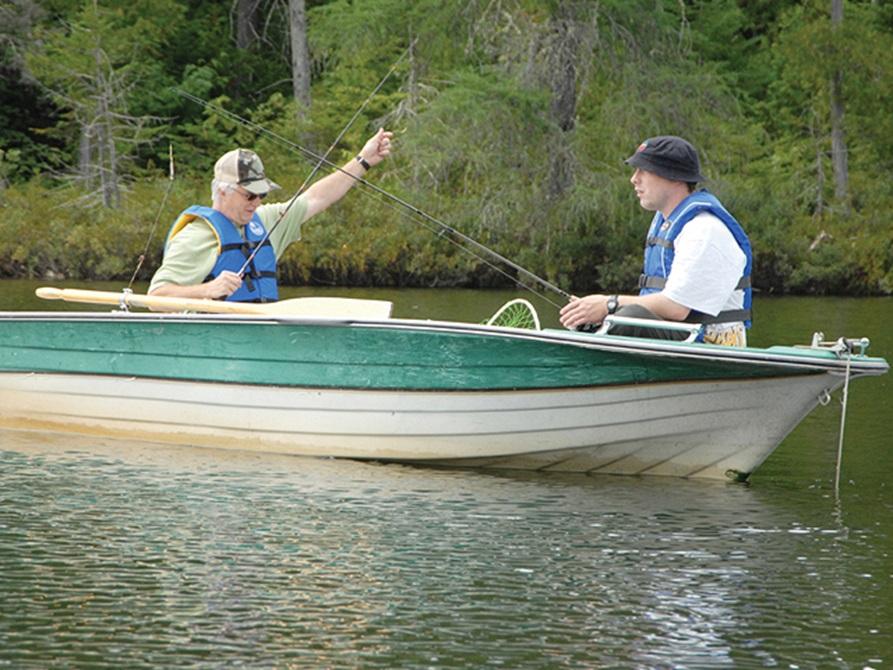 La pêche dans le domaine de Kherson les bassins payants